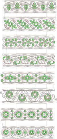 cording lace 8  design