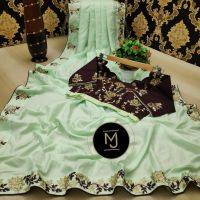 3 mm saree lace blouse