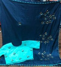 5 mm box,pallu,blouse