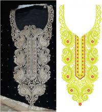 new jaree neck designe