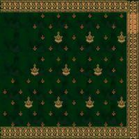 butta lace pallu sarees