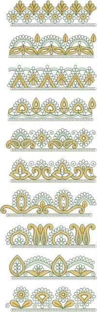 Lace Cording