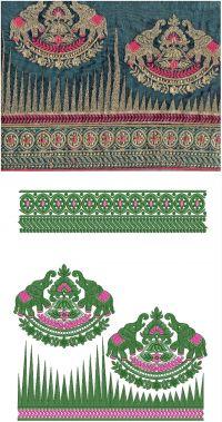 Saree Panel Lace