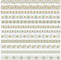 Lace Cording Embroidery design