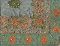 Dhaga Test C Pallu embroidery design