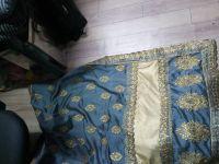 Cut pest saree embroidery design