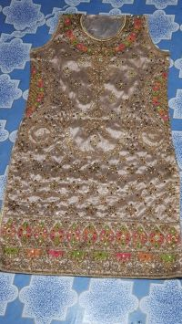 cording zarkan  panel singale head embroidery design