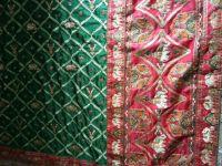 Gujarat Test Saree Embroidery Design