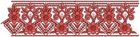 lace embroidery design