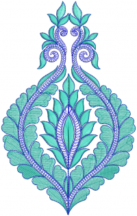 butta embroidery design