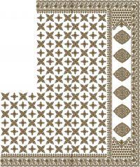 rich cutwork c pallu design