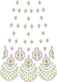 Fancy lehengha design
