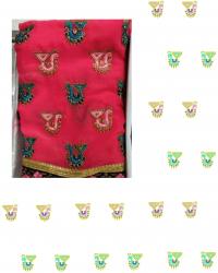 paking penal saree embroidery design
