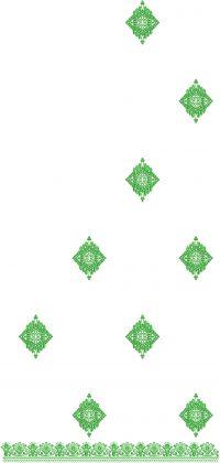 single jaree saree With Lace