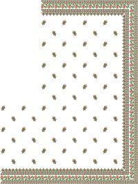 dhaga test c pallu saree embroidery design