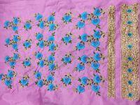 halka daman jari embroidery design