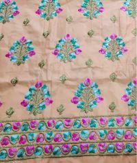 125 halka new daman embroidery design