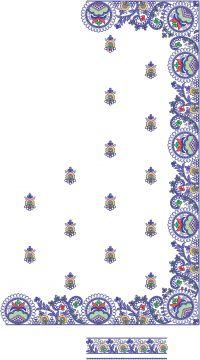C PALLU WITH LACE SAREE EMBROIDERY DESIGN