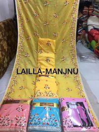 laila majnu top with dup embroidery design