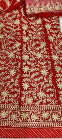 Chain Stitch Only Kali Embroidery design
