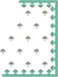 foam c pallu saree embroidery design
