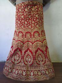 Lehengha Embroidery design