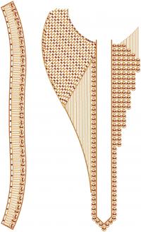 Fancy Neck Embroidery Design For Mens Kurta