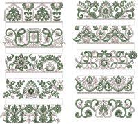 box lace design