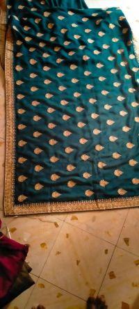 single jaree saree new nj fashion saree