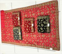 Tatami C Pallu Saree Embroidery Design