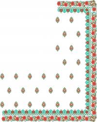 C-PALLU SAREE EMBROIDERY  DESIGN