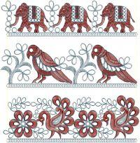 cording fhigure lace 3 design