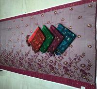 hot fix penal saree embroidery design