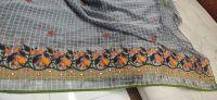 DHAGA saree embroidery design