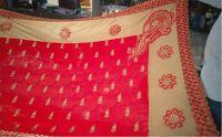 cut peast saree embroidery design