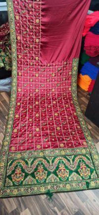 Box Saree Gujrat Test