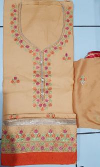 Suit Embroidery Design