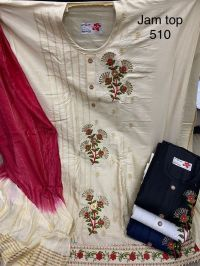 embroidery suit design