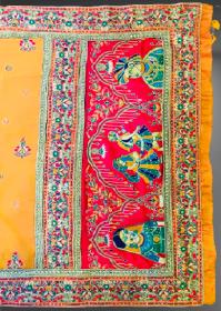 Gujarat test box saree figar