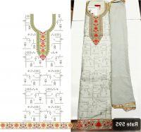 dhaga test long suit top design
