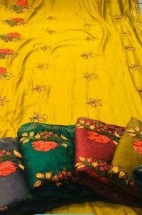 Chain Stich Packing Pallu Scet