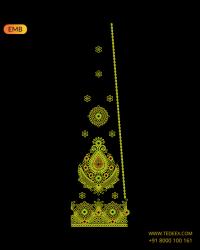 rajsthani lehengha embroidery design