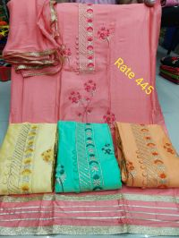 Fancy Kurti Embroidery Design