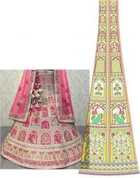 Fhigure bridal concept lehenga