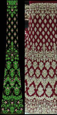 kali embroidery design