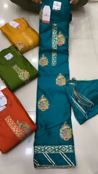 embroidery daman design