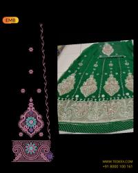rajsthani kali embroidery design