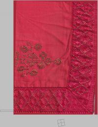 shiroski lace boder  design