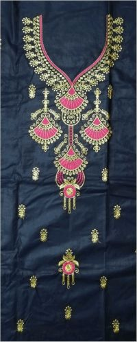 SUIT EMBROIDERY+250