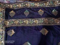 sharoski embroidery saree